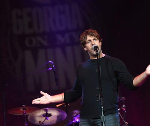Billy Currington Makes Second Appearance at Georgia On My Mind