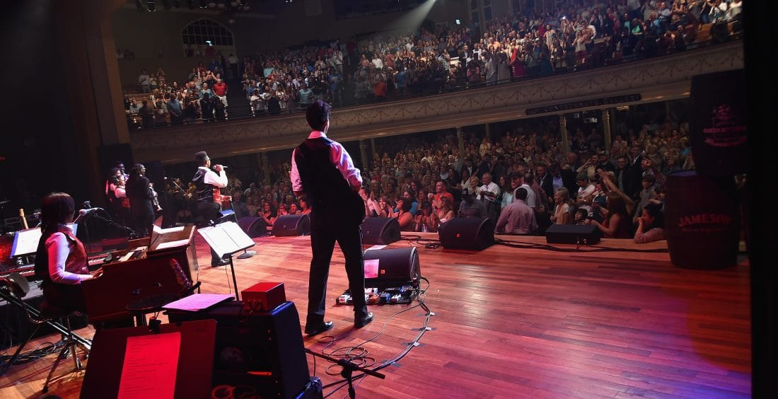 JAMP Brings Soul Power to the Ryman