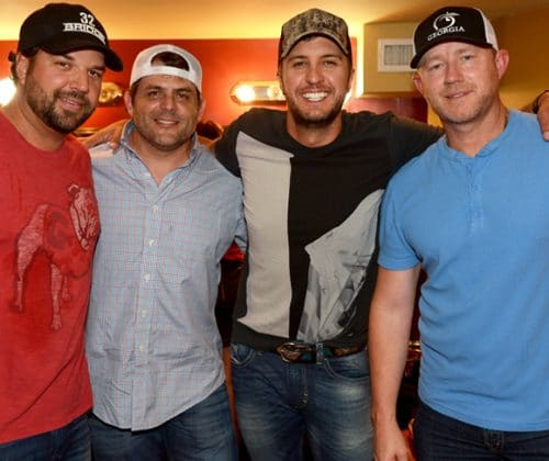 Peach Pickers & Luke Bryan
