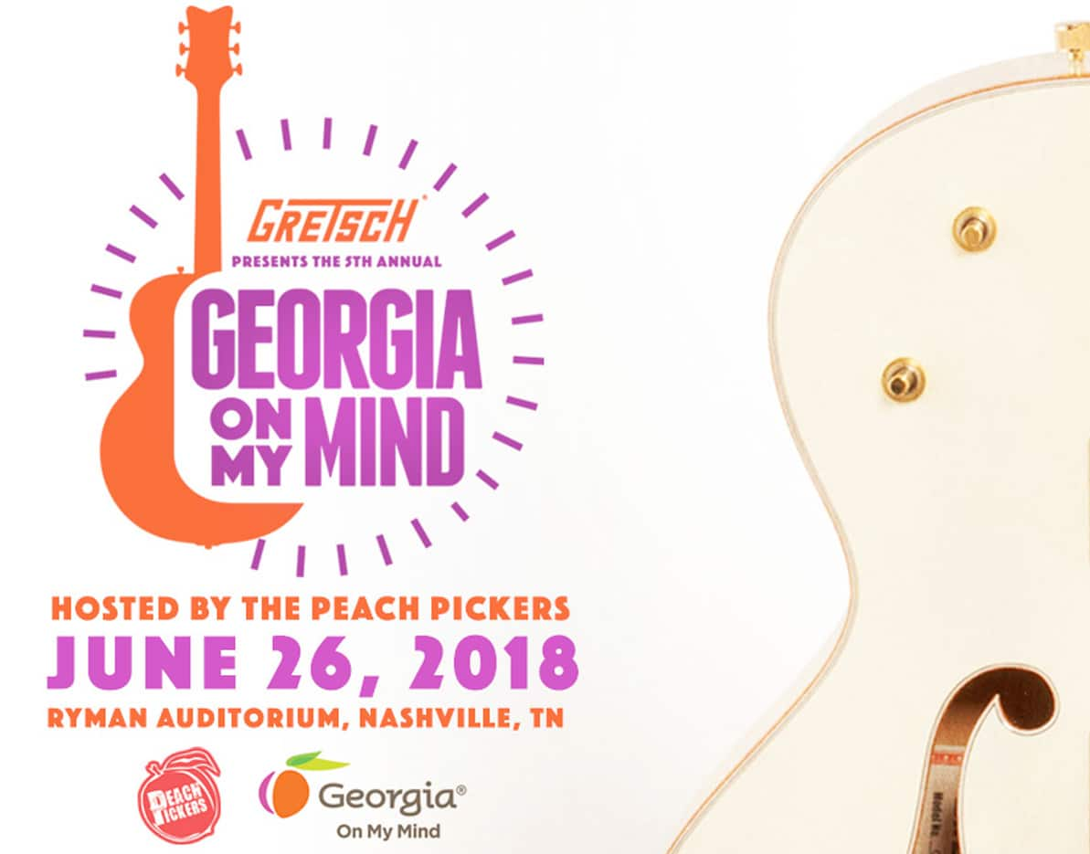 Georgia On My Mind 2018
