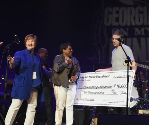 Gretsches Give Back at Georgia On My Mind 2016