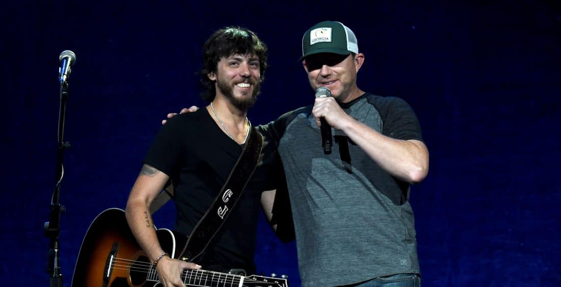 Chris Janson Joins Peach Pickers at Georgia On My Mind 2017