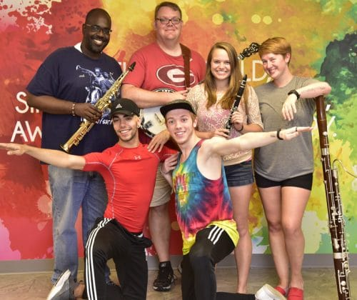 Campers + Counselors = Summer Music Fun at Boys & Girls Clubs of Albany
