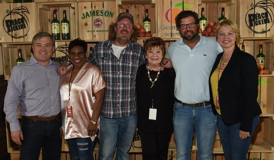 Georgia Music Foundation Board Gathers at Annual Fundraising Concert