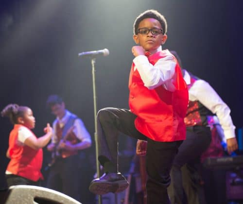 JAMP Students Steal the Show at Georgia On My Mind 2015