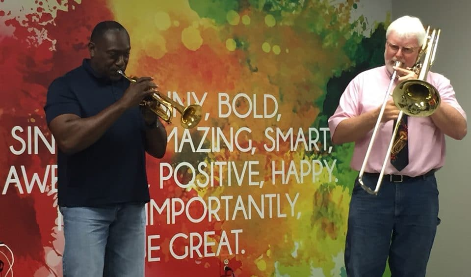 Albany Symphony Orchestra Musicians Perform for Boys & Girls Clubs of Albany