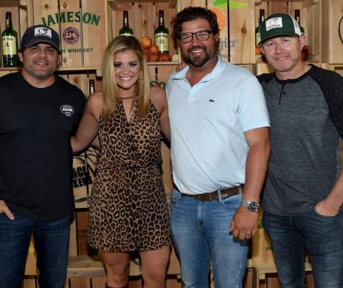 Lauren Alaina Joins the Peach Pickers for Georgia On My Mind