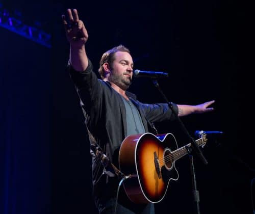 Lee Brice Doesn't Dance