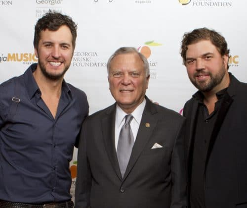 South Georgia Singer/Songwriters with Governor Nathan Deal