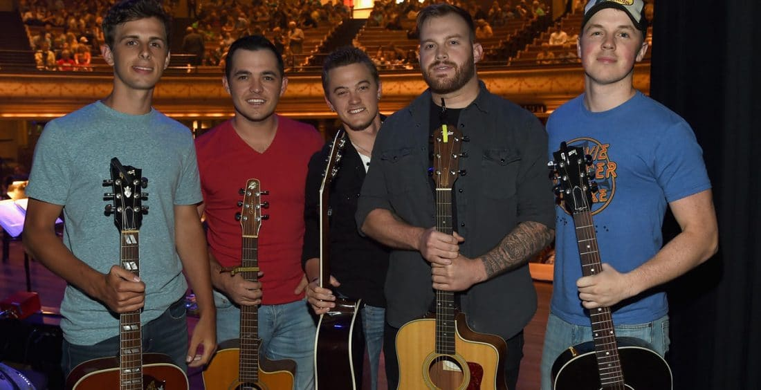 Homegrown Songwriters Kick Off the Show