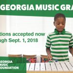 Georgia Music Grants